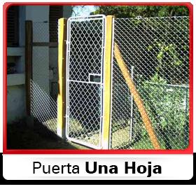 Puerta_Una Hoja